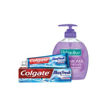 Мыло, гель, зубная паста